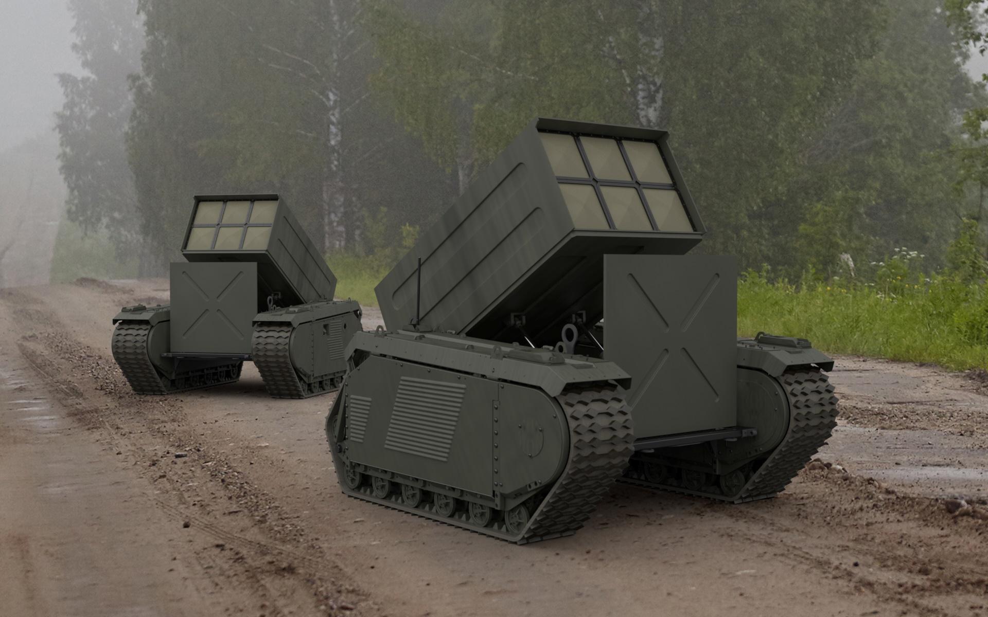MBDA showcases Brimstone application on Milrem Robotics Unmanned Ground Vehicle