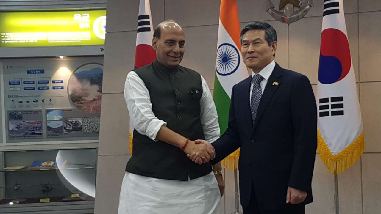 South Korea and India Agree to Strengthen Cooperation Between Their Defense Industries