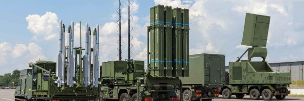 Diehl Defence Signs Contract for Norwegian Mobile Ground Based Air Defence
