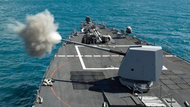 US Approves $1 Bn Sale of Mk. 45 Naval Guns to India