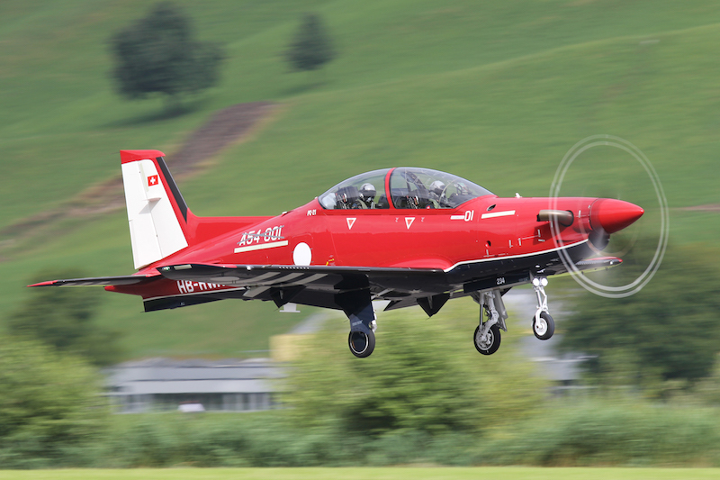 Pilatus has beaten Embraer (Super Tucano) and Beechcraft (T-6A) to win a Spanish Air Force order for new turboprop trainers, and will deliver 24 PC-21s and related training equipment under a €205 million contract.