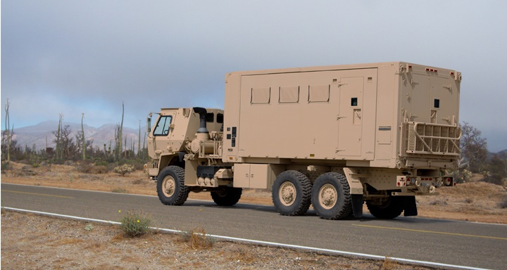 Oshkosh FMTV 8-tonne 6x6 Medium Tactical Vehicles