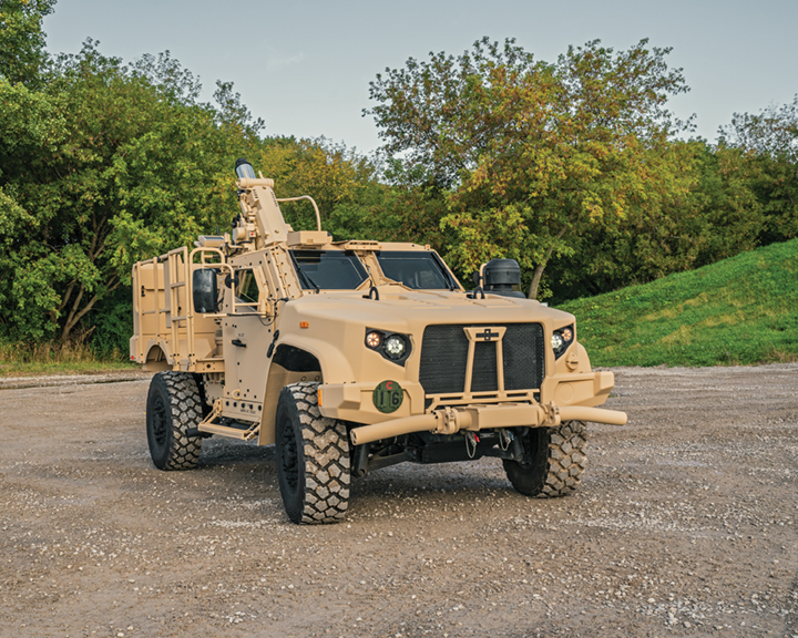 Oshkosh Defense LLC, Joint Light Tactical Vehicle (JLTV)