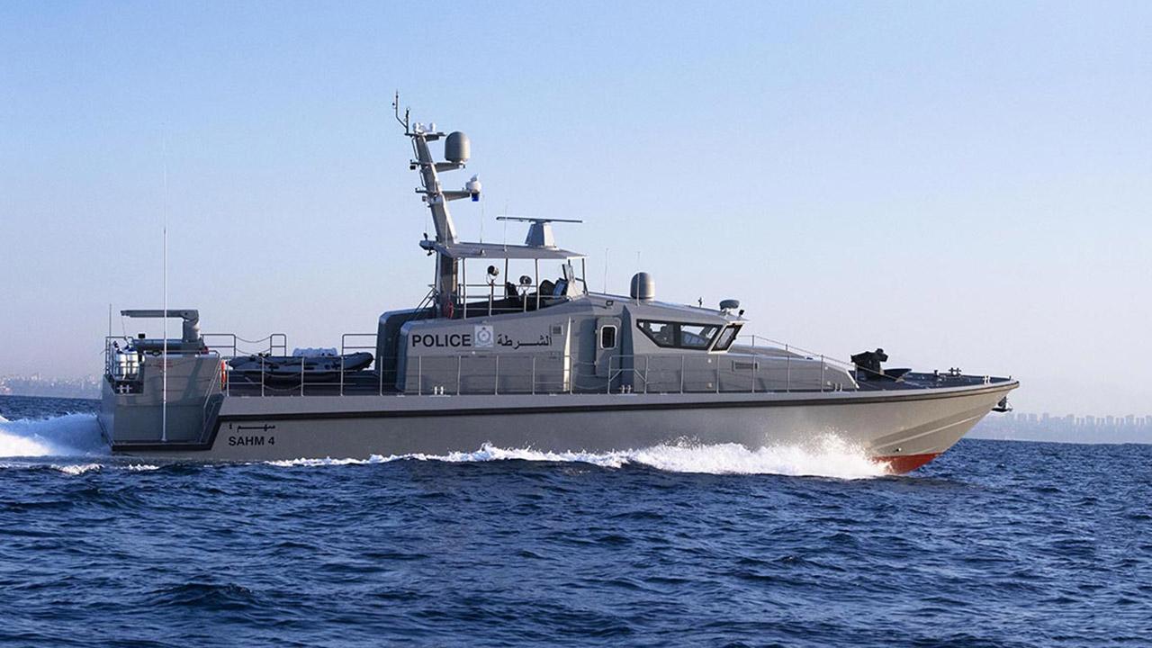 Royal Oman Police Coast Guard (ROPCG) Ares 85 Hercules
