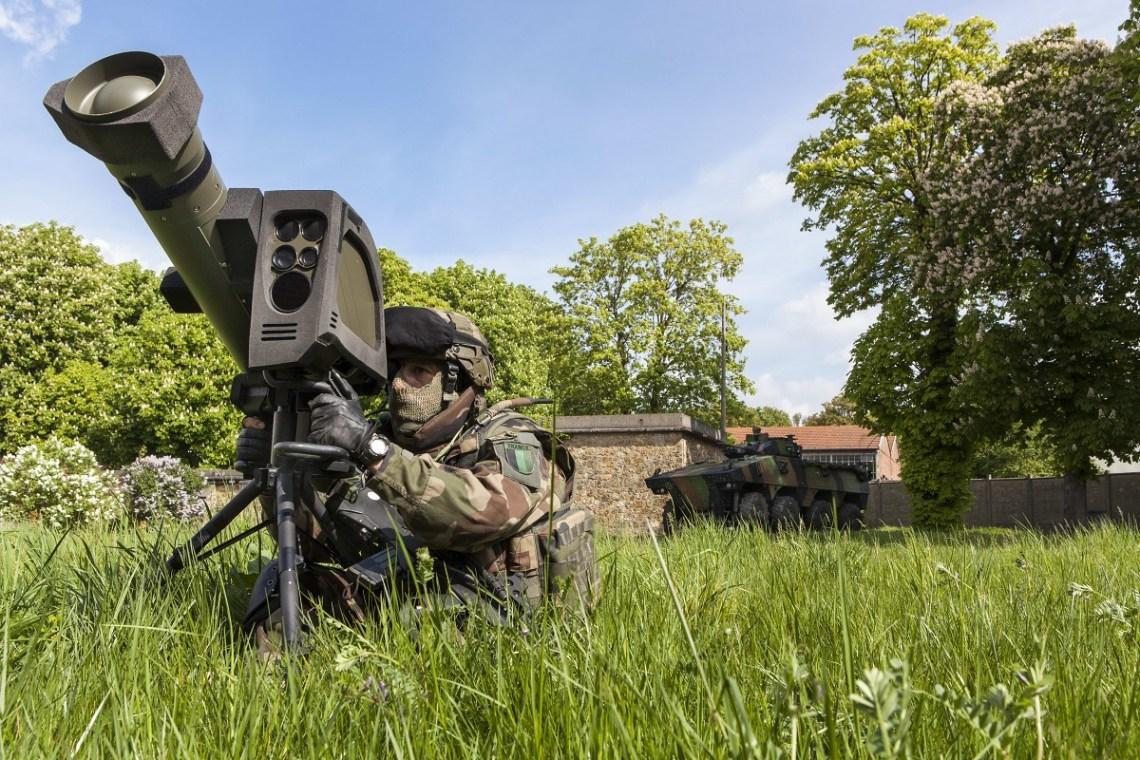 GDI Simulation Combat Firing Simulators (CFS) MMP  Anti-Tank Missile