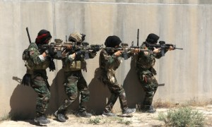 Afghan Female Tactical Platoon