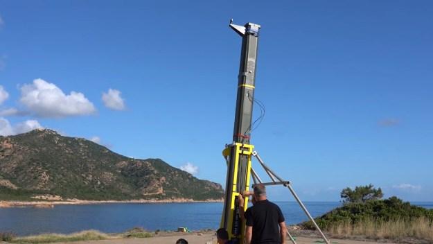 Common Anti-air Modular Missile Extended Range (CAMM-ER)