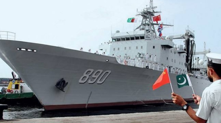 China, Pakistan to Hold Joint Maritime Drill