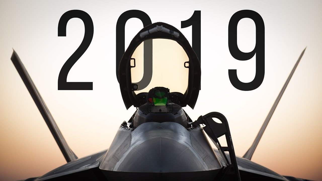 F-22 Demo Team: 2019 Season Recap