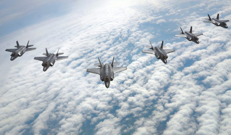 Lockheed Wins $9M to Upgrade US Services' F-35 Fighters