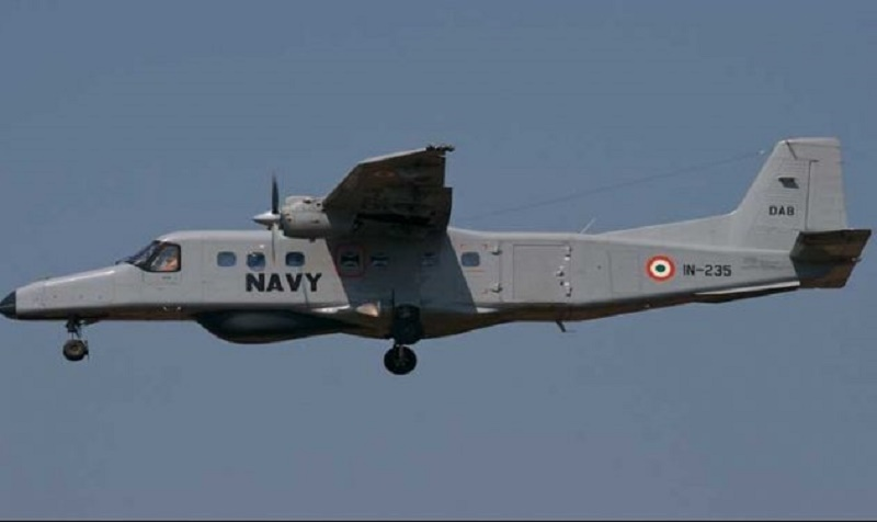 Indian Naval Air Squadron 314Dornier Multi-role SRMR Aircraft