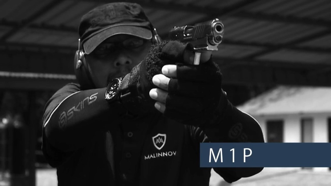 Malinnov M1P Semi-Automatic Pistol