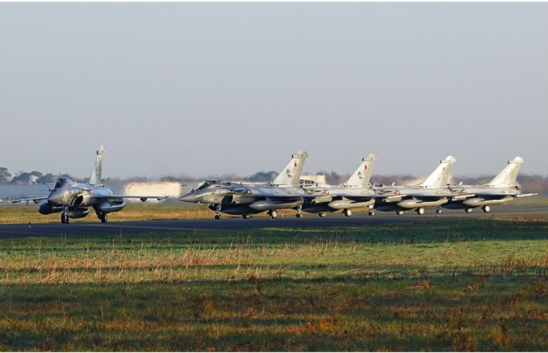 Qatar Emiri Air Force Dassault Rafale Multirole fighter