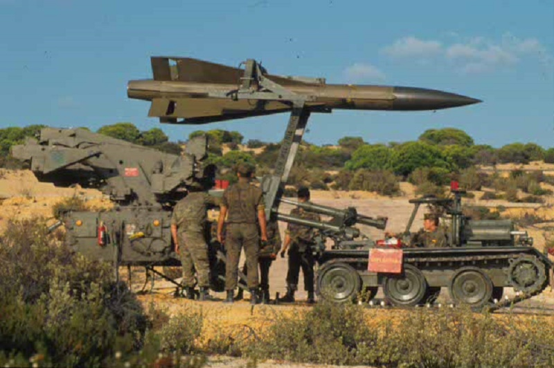 SDLE Awarded Contract to Maintain Spanish Army Hawk Missiles for the Next Three Years