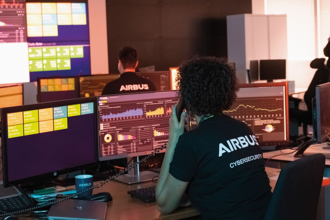 Airbus awarded 5 major cyber-surveillance contracts in France