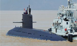 S26T Submarine is based on the China's People's Liberation Army Navy Type 039A SSK