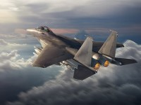 Boeing F-15EX all-weather multirole strike fighter