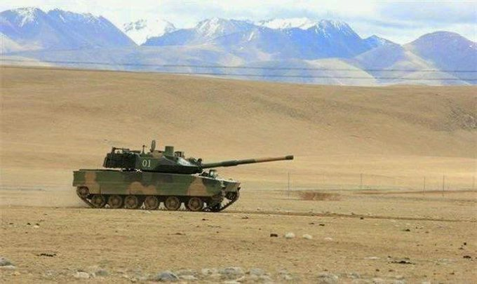 Norinco Type 15 Light Tank