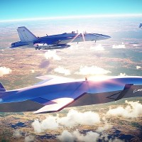 Boeing to Fly Loyal Wingman Autonomous Fighter Over Australian Outback