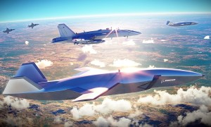 Boeing Australia Loyal Wingman Autonomous Fighter