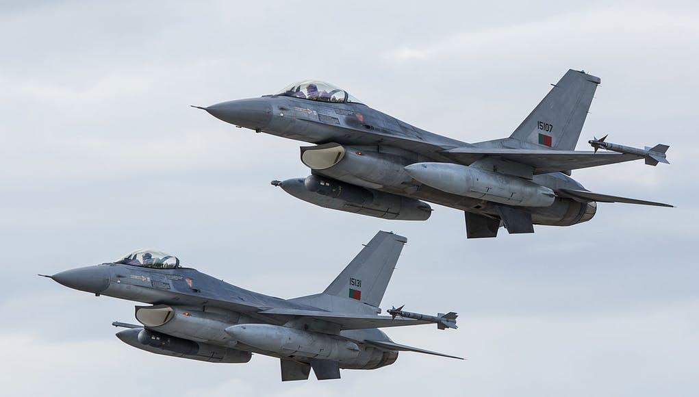 Portuguese Air Force Lockheed Martin Lockheed Martin F-16