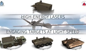 Israeli Armed Forces Unveils Laser Air-Defense Weapon