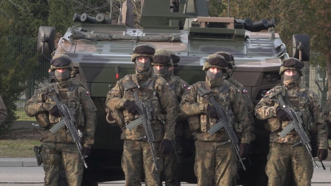 Polish Army Takes Charge of NATO Very High Readiness Joint Task Force