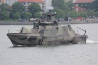Finnish Navy. FNS Tornio Hamina-class missile boat
