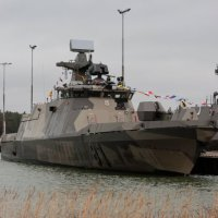 Patria Delivers Upgraded Hamina Class Missile Boat to Finnish Navy