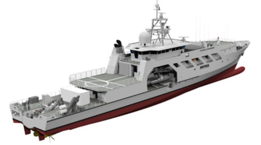 Socarenam Shipyard to Build 6 French Navy Offshore Patrol Vessels