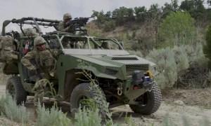 SAIC DAGOR Infantry Squad Vehicle (ISV)