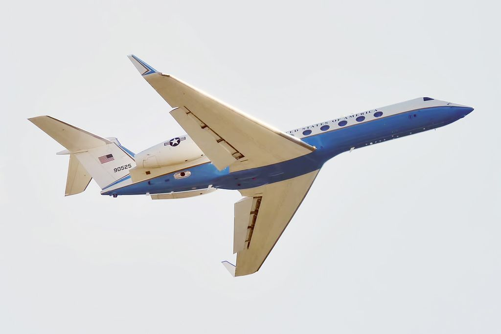 U.S. Air Force C-37B
