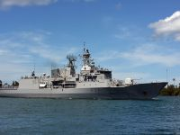 Royal New Zealand Navy (RNZN) Anzac-class frigates