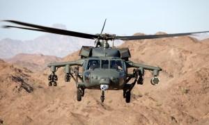 Sikorsky Armed Black Hawk