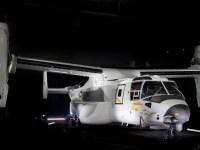 Bell Boeing CMV-22B Osprey Tiltrotor Aircraft