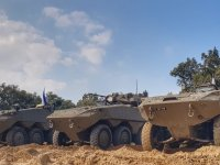 Eitan 8×8 Armored Fighting Vehicle (AFV)
