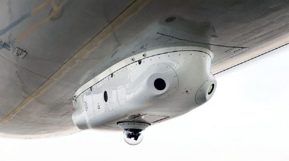 Elbit System Airborne Laser Direct Infra-Red Counter Measure (DIRCM)
