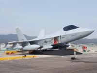 Korea Aerospace Industries KFX Multirole Fighter