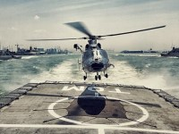 Indonesia Navy AS565 MBe Panther Helicopters