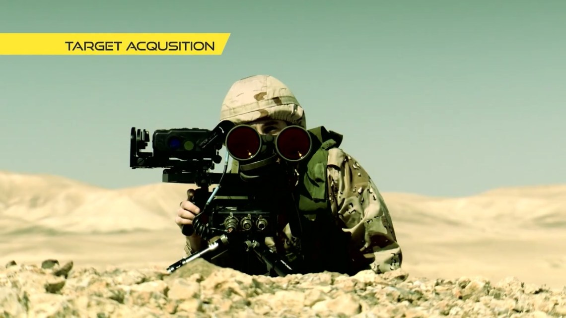 Iron Sting Laser and GPS-Guided Mortar Munition (GMM)