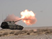Italian Army PzH 2000 Self-Propelled Howitzer