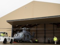 U.S. Air Force MH-139A Grey Wolf Helicopter