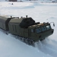 Military Field Kitchens Tested by Russian Northern Fleet