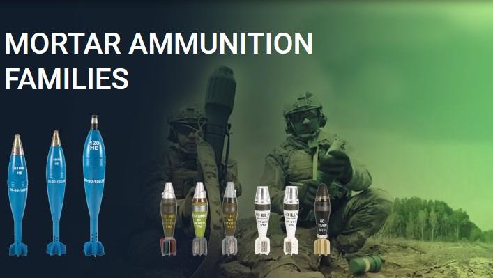 60mm Mortar Ammunition Family