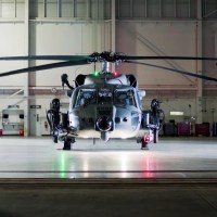 Sikorsky HH-60W Combat Rescue Helicopter Named the 'Jolly Green II'