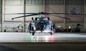 Sikorsky HH-60W 'Jolly Green II' Combat Rescue Helicopter