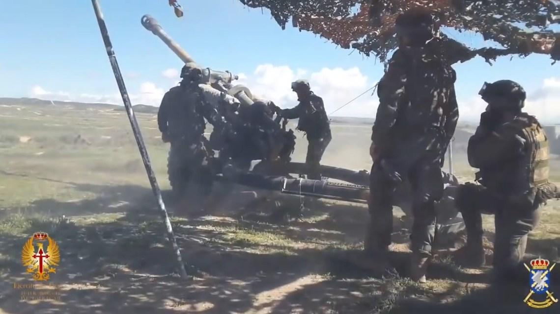 """Spanish Army VII Brigade """"Galicia"""""""