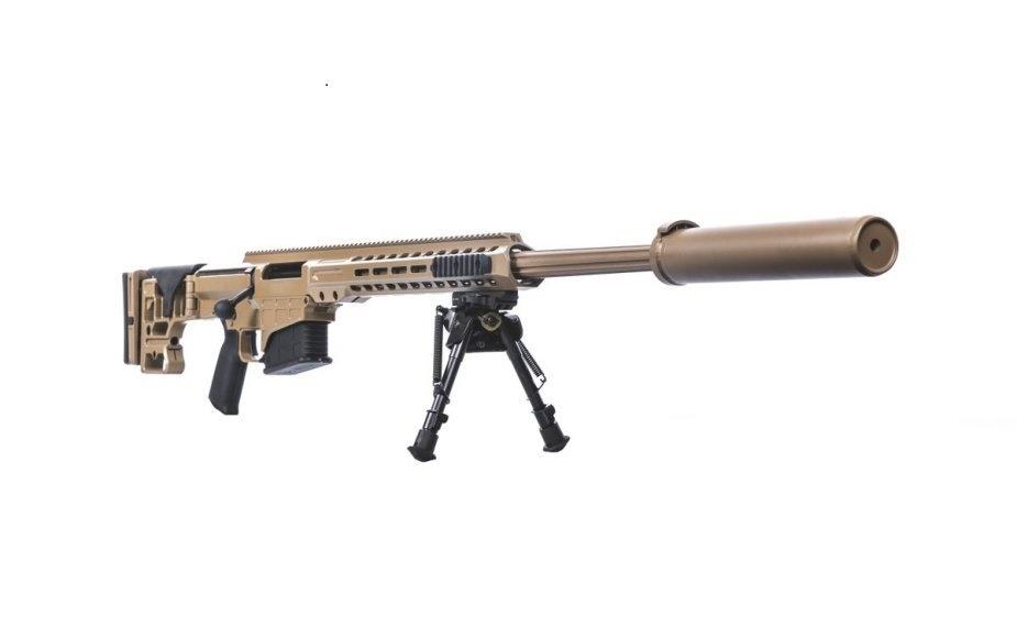 U.S. Army Doubles Original Purchase of Barrett Precision Sniper Rifles