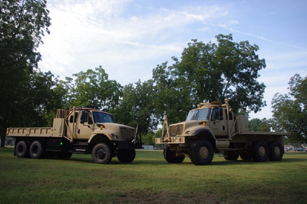 Navistar Defense International 7000-MV Medium Tactical Vehicles