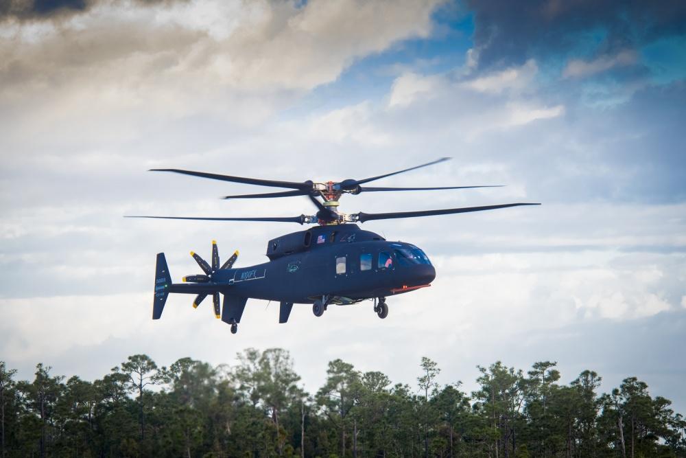 Sikorsky-Boeing SB>1 Defiant helicopter